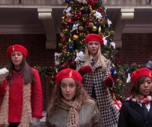christmas, gossip girl, and jenny humphrey image