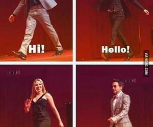 robert downey jr, funny, and Avengers image
