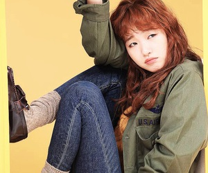 cheese in the trap, kim go eun, and hong seol image