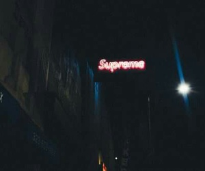 background, dope, and supreme image