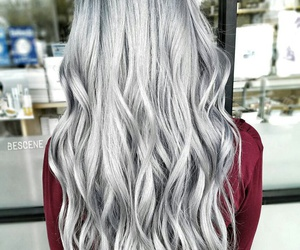 dyed, inspiration, and grey image