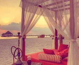 luxury, red, and vacation image