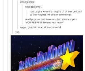funny, tumblr, and period image