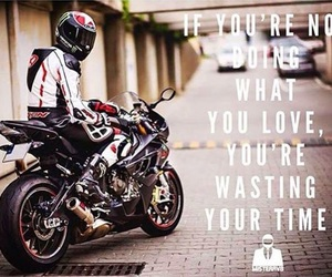 motorcycle, quote, and saying image