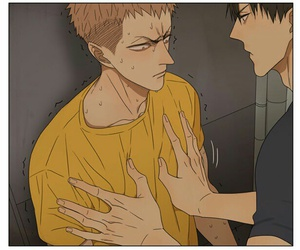 bl, old xian, and manhua image