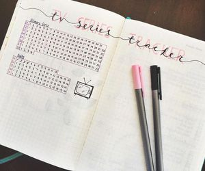 book, countdown, and journal image