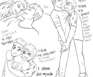 bl, Boys Love, and yaoi image