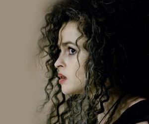 bellatrix lestrange and harry potter image