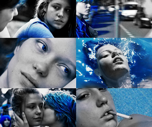 movie and blue is the warmest color image