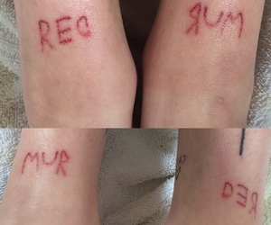 diy, tattoo, and The Shining image