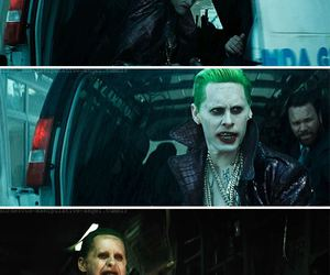 joker, jared leto, and justice league image