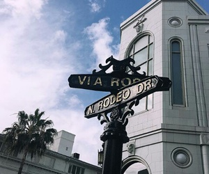 sky and rodeo drive image