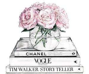 chanel, pastel, and shabby chic image