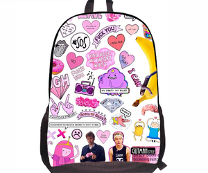 pink, time adventure, and back to school image