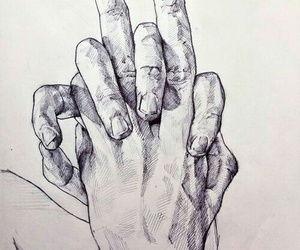 aesthetic, hands, and inspiration image