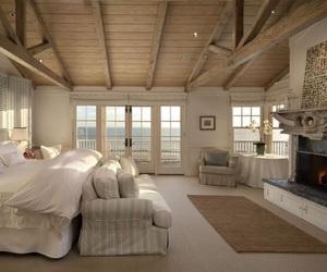 home, beach, and beach house image