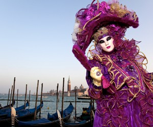 festival, mask, and venetian tradition image