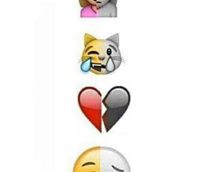 happy, sad, and emojis image