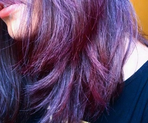 hair, mine, and pretty image