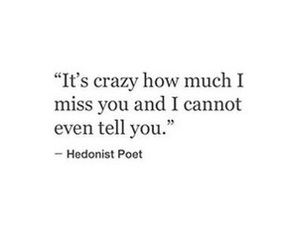 crazy, you, and love image