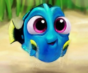 adorable, disney, and dory image