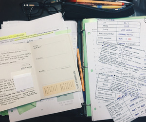 studying, study, and studyblr image