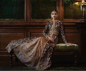 indian, wedding, and Couture image