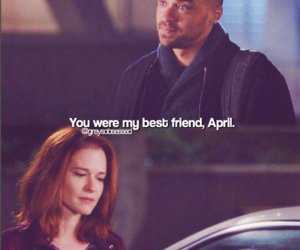 quote, grey's anatomy, and jackson avery image
