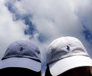 beautiful, blue, and cap image