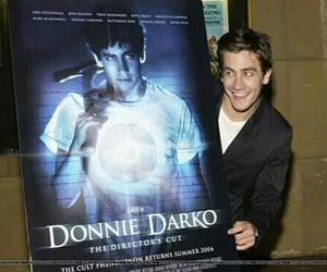 donnie darko, jake gyllenhaal, and movie image
