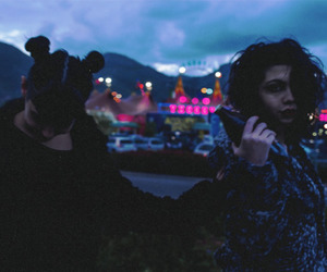 grunge, girl, and tumblr image