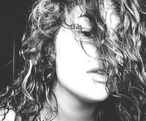 hairfashion, coolhair, and perfectcurls image