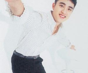 exo, handsome, and kyungsoo image