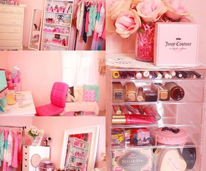 dream room, girly room, and room decor image