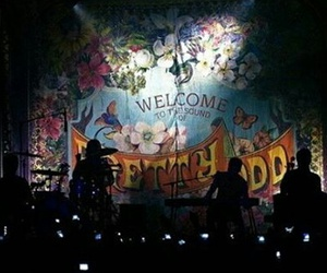 panic at the disco, pretty odd, and brendon urie image
