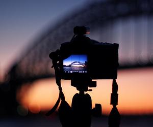 photography, bridge, and camera image