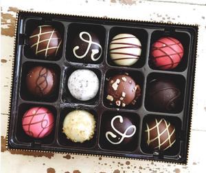 chocolate, godiva, and sweet image