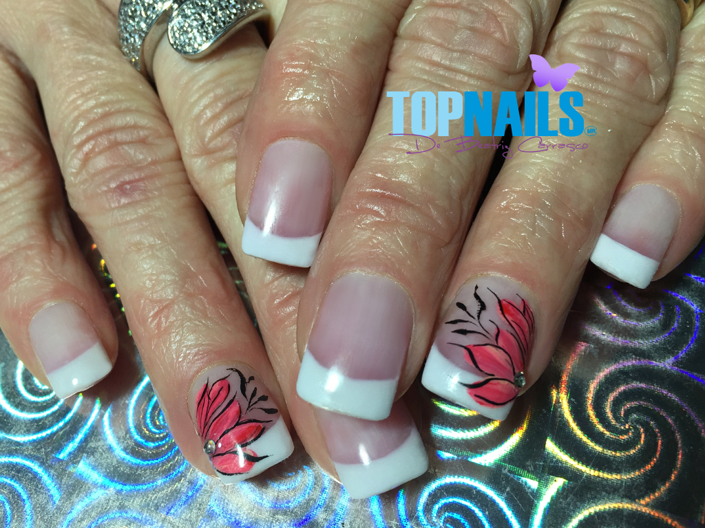 nails, nailart, and nails art image