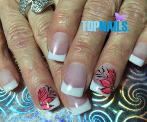 nails, nails desing, and nailswang image