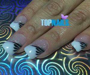nails, nails polish, and nailswang image