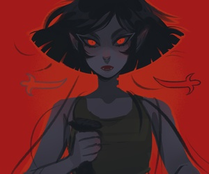 red, marcy, and marceline image