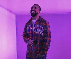 Drake, celebrity, and pink image