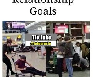 cake, goals, and muke image