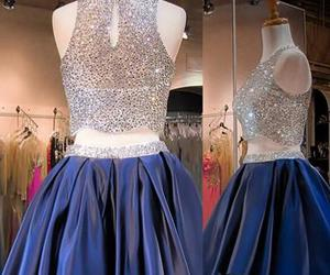 custom prom dresses, blue homecoming dresses, and sexy homecoming dresses image