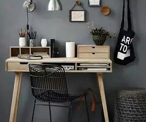 decor and desk image