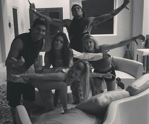 kendall jenner, friends, and coachella image