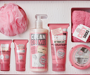 cleanse, girls, and lotion image