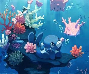 pokemon, popplio, and anime image