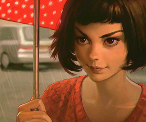 amelie and art image