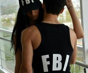 boy, fashion, and fbi image